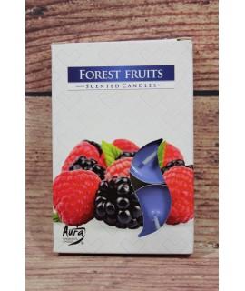 "Čajové sviečky ""FOREST FRUITS"""