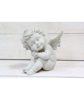 Anjelik opretý o kolienko 1. (v. 14,5 cm)