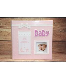 "Fotoalbum ""BABY"" - ružový"
