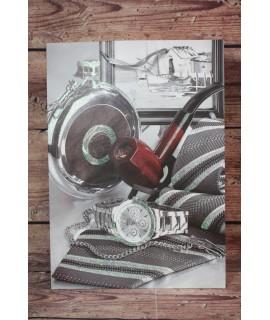 Darčeková taška - pre pánov 2. (30x42x12 cm)