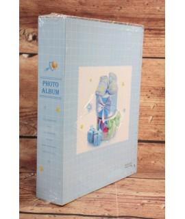 Fotoalbum - BOY (na 5x7 cm fotky 200 ks)