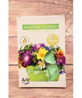 """Čajové sviečky """"MEADOW FLOWERS"""""""