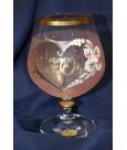 Výročný pohár na 70. narodeniny BRANDY - ružový 2. (400ml)