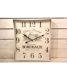 """Hodiny """"BORDEAUX"""" (30x38 cm)"""