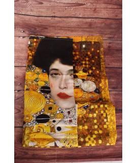 Bavlnený obrus Klimt Adele (140x240 cm)