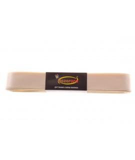 Saténová stuha  (š. 2cm) - krémová