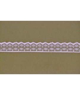 Čipka FANTASTIC - ružová (š. 2 cm)