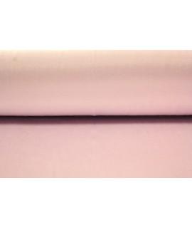 Bavlnená saténová látka (š. 240 cm) - bledofialová