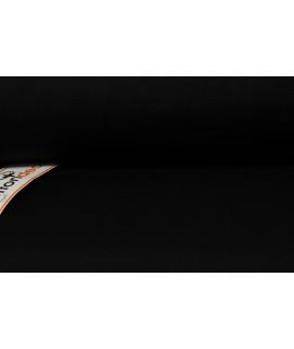 Bavlnená látka (š. 180 cm) PANAMA 3. - čierna