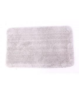 Koberec do kúpeľne (50x80 cm)- bledosivý