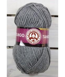Vlna TANGO 008 (100 gr - 120 m) - sivá