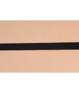Guma prádlová (š. 1,5 cm) - čierna