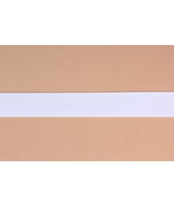 Guma prádlová (š. 2 cm) - biela