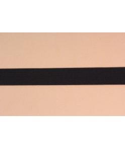 Guma prádlová (š. 2 cm) - čierna