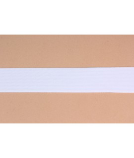Guma prádlová (š. 3 cm) - biela