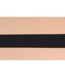 Guma prádlová (š. 3 cm) - čierna