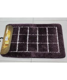 Kúpeľňová dvojdielna súprava (50x80 cm) - fialová