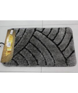 Kúpeľňová dvojdielna súprava SENTEZ-SIMSIZ-SASH 40 - sivá (50x80 cm)
