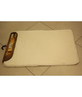 Kúpeľňová dvojdielna súprava SEBANO-PLAIN (50x80 cm)- M01 biela