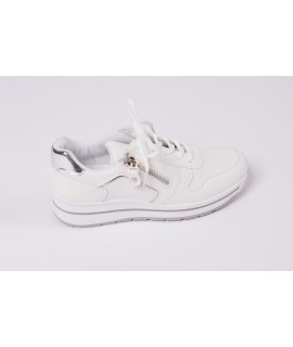Biele štýlové tenisky
