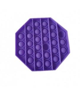 Antistresová senzorická hračka Push Pop Bubble - OCTAGON Zelená