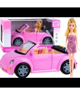 Autíčko pre bábiky