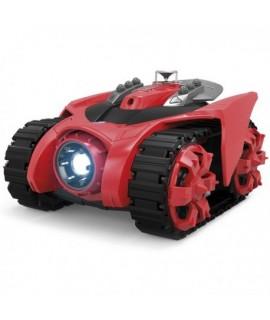 Auto na diaľkové ovládanie PUCK ZEGA bluetooth 4.0 červená