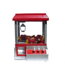 Automat na lovenie sladkostí - červený