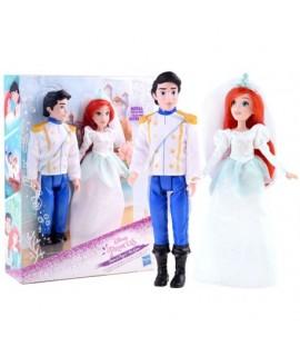 Bábika Ariel a princ Erik