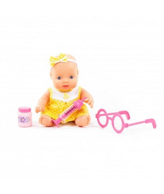 Bábika BABY DOLL - lekárska sada