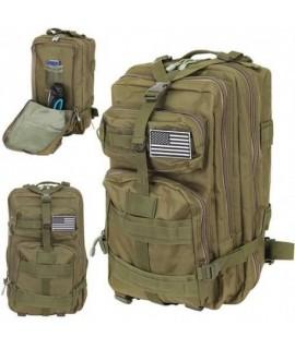 Batoh - Military XXL Zelená