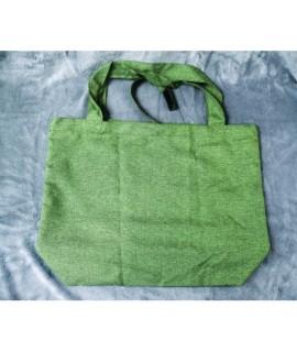 Bavlnená nákupná taška Zelená