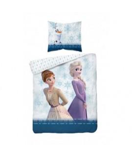 Bavlnené detské obliečky Frozen ceremony 140x200 cm