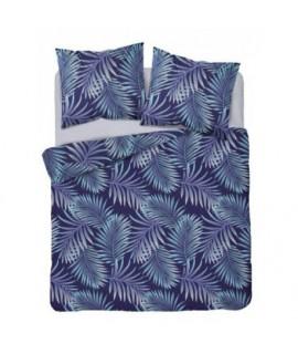 Bavlnené posteľné obliečky 160x200 Papraď