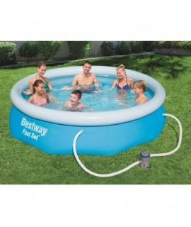Bazén Bestway FAST SET, 8v1 - 305x76cm