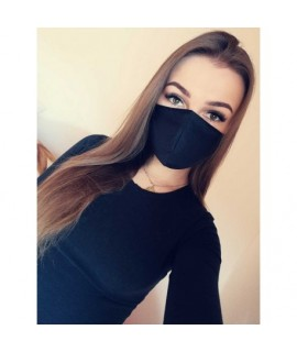 Bežecká ochranná maska s vymeniteľným filtrom