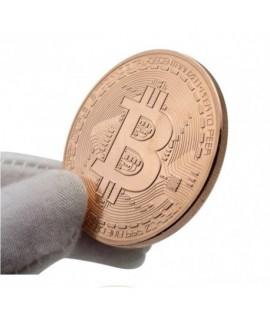 Bitcoin BTL v plastovom puzdre