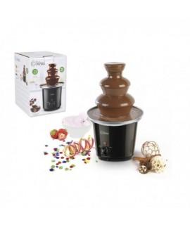 Čokoládová fontána Kiwi - čierna
