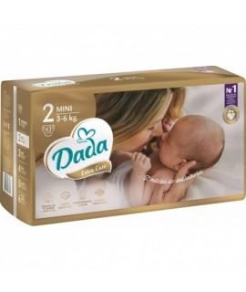 Dada Extra Care 2 Mini, 3-6 kg 43 ks