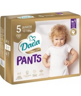Dada Pantsy Extra care, 5 - 12-18 kg, 35 ks
