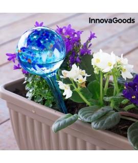 Dekorácia a samočinný zavlažovač kvetov -2 ks