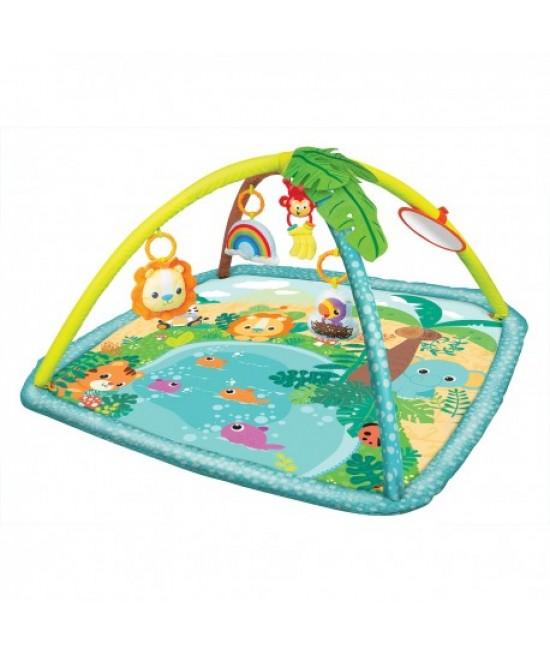Detská podložka na hranie - Jungle Avtivity