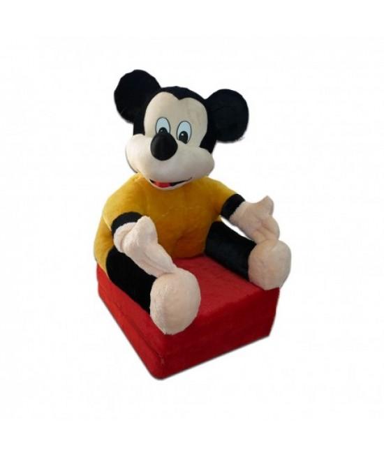 Detská rozkladacia pohovka – Mickey Mouse