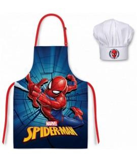 Detská súprava na varenie Spiderman