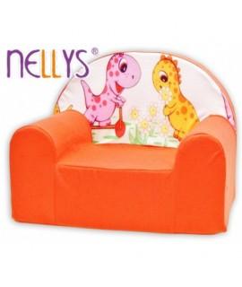 Nellys Detské kresielko - Dino