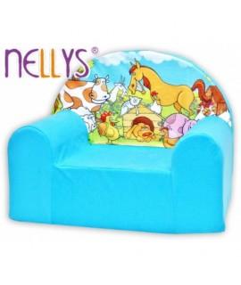 Nellys Detské kresielko - Farma