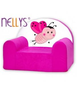 Nellys Detské kresielko - Lienka