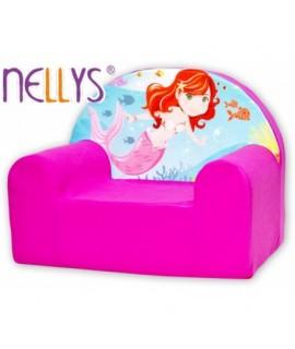 Nellys Detské kresielko - Malá morská víla
