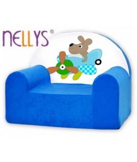 Nellys Detské kresielko - Pilot / Lietadielko