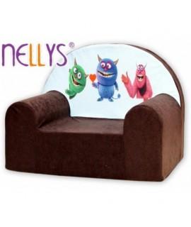 Nellys Detské kresielko - Príšerky